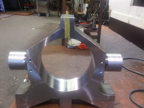 Large Component - Structural Fabrication Services - Houston
