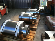 Custom Manufacturing of Large Components